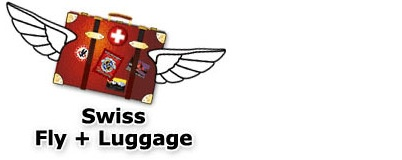 Swiss Fly + Luggage - exclusive online purchase at SwissPasses.com